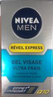Réveil Express Gel Visage Ultra Frais - Product
