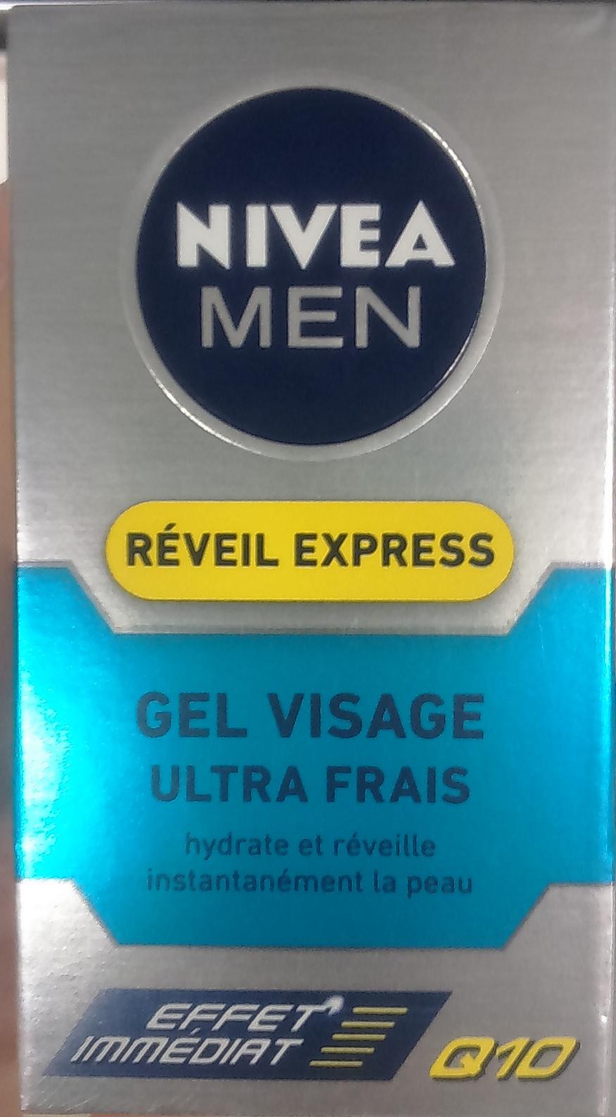 Réveil Express Gel Visage Ultra Frais - Product - fr