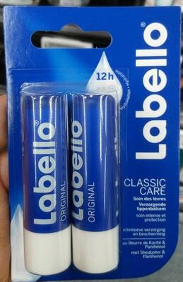 Classic Care - soin des lèvres - Produit