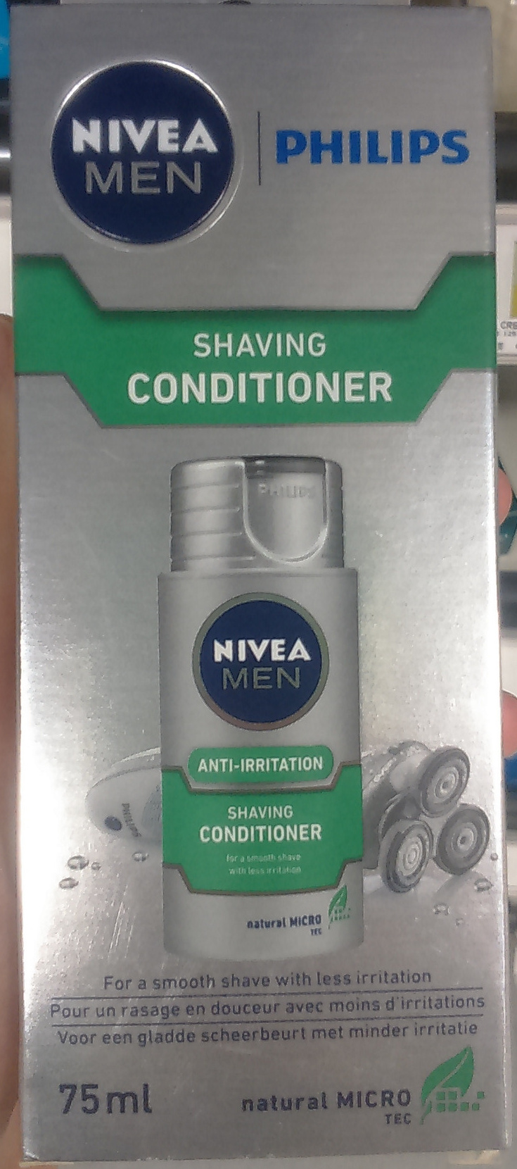 Shaving conditioner - Produit