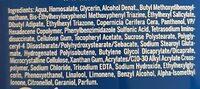 Sunscreen Nivea Sun - Ingredients - en