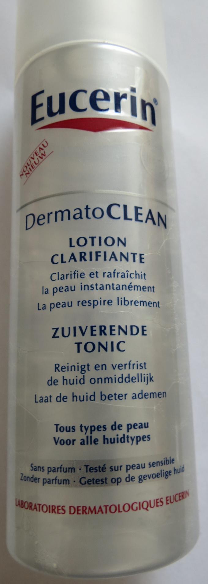 Dermato clean lotion clarifiante - Produit