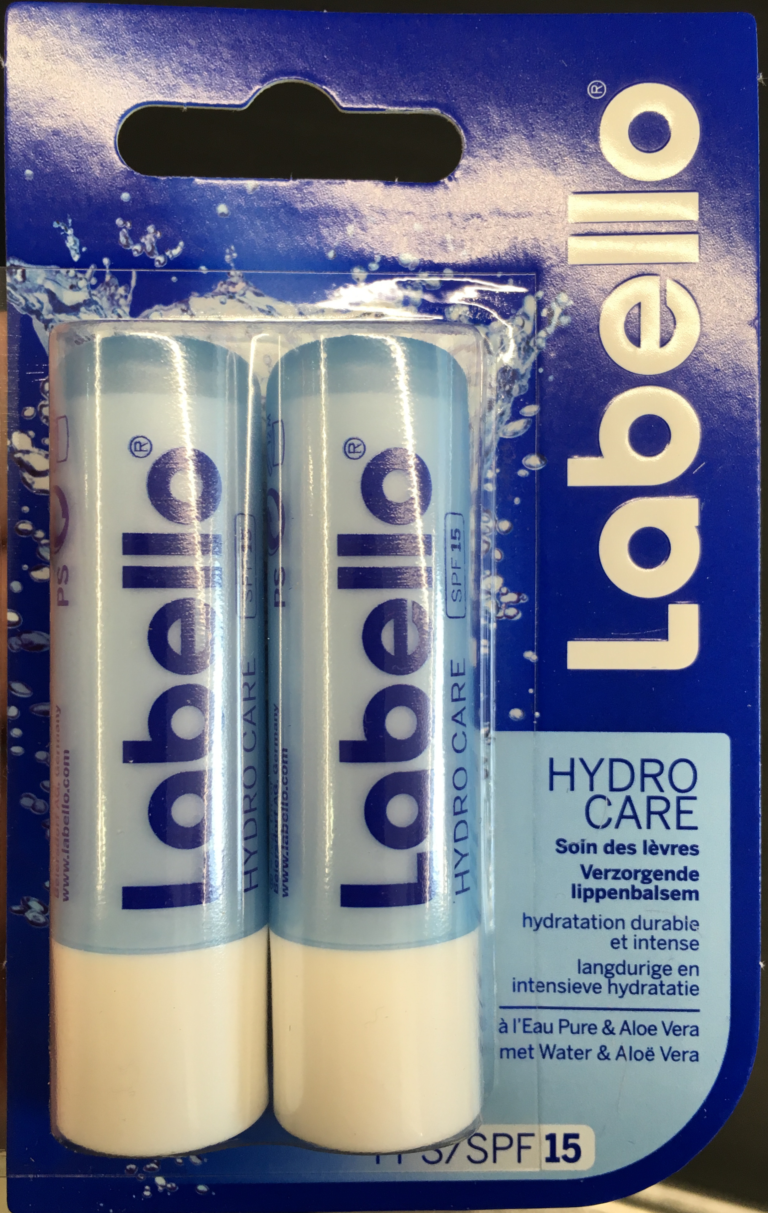 Hydro Care SPF15 - Product
