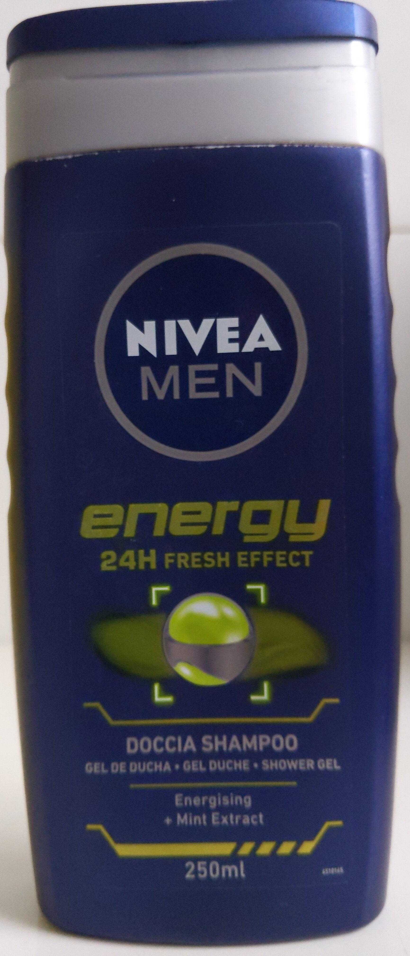 Nivea for men doccia gel energy - Produit - it