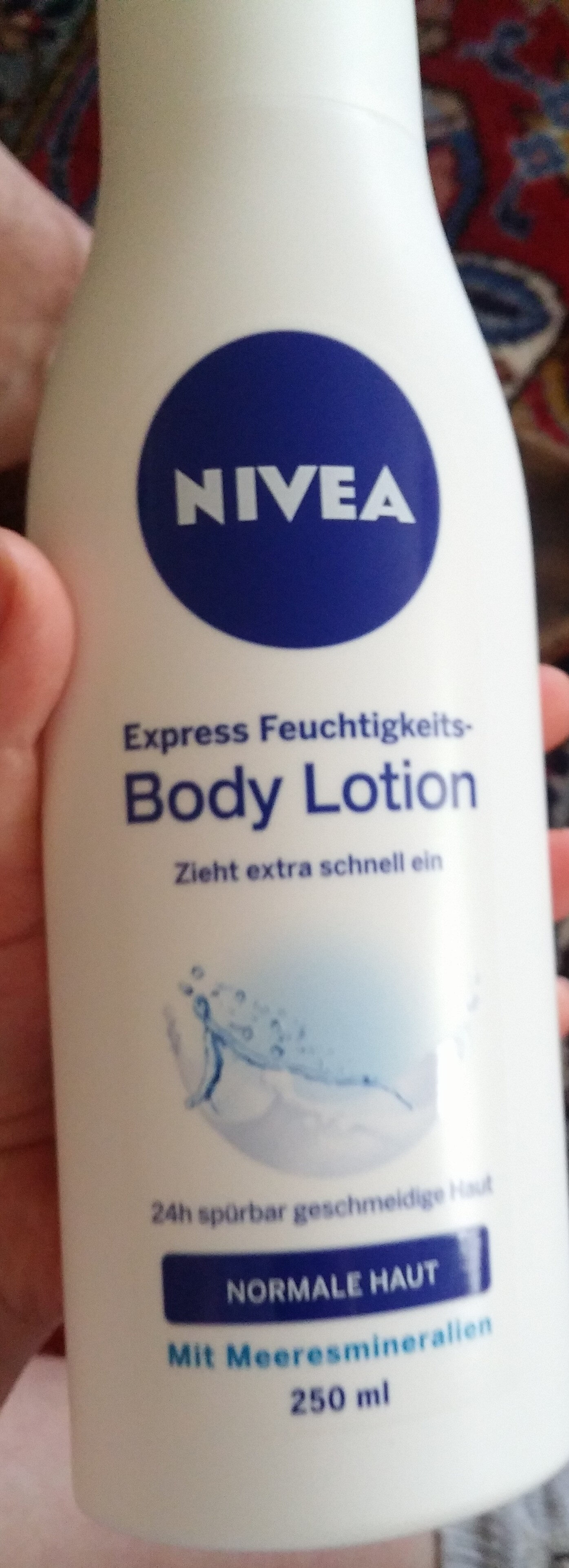 Bodi Lotion - Product