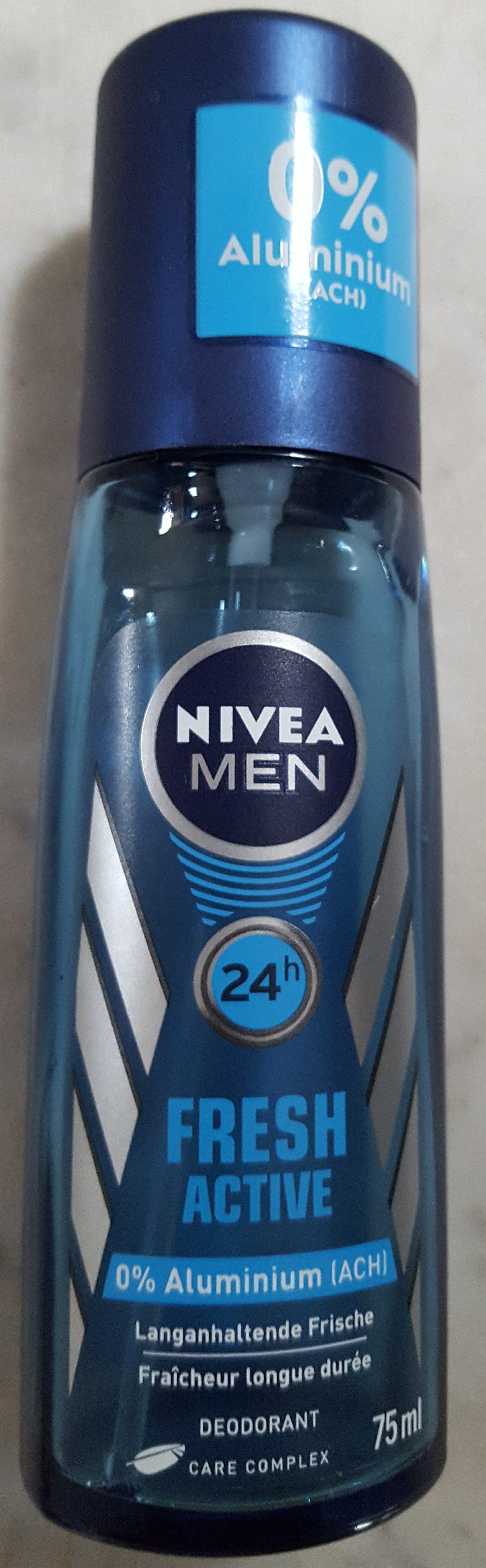 Nivea Men Fresh Active 24h - Product