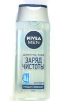 Шампунь-уход «Заряд Чистоты» - Product - ru