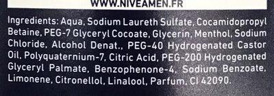 Réveil Express Fraîcheur 24H Agrumes - Ingrédients - fr