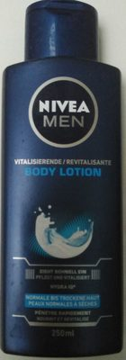 Nivea Men Body Lotion - Product