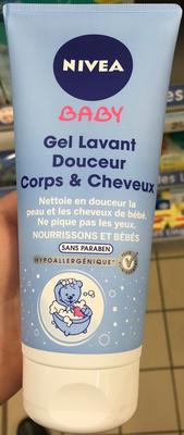 Gel lavant douceur corps & cheveux Nourisson et bébés - Produit