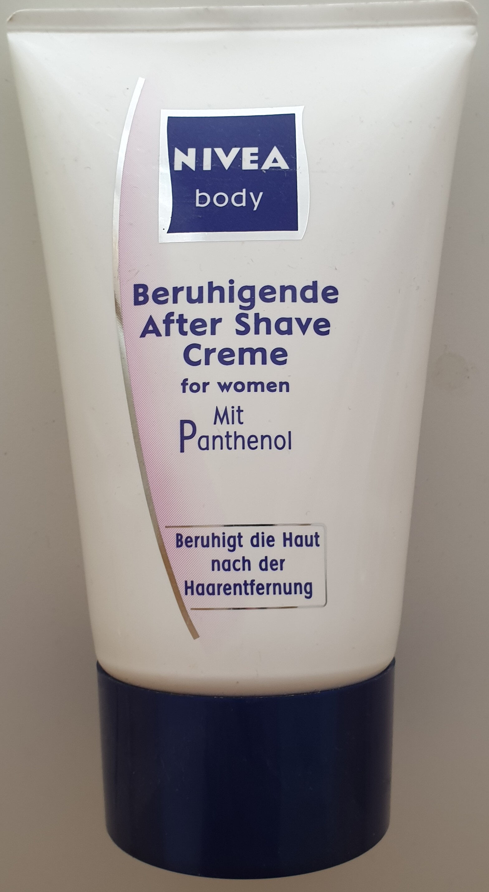 Beruhigende After Shave Creme for women, Mit Panthenol - Product