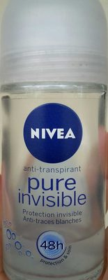 Anti-transpirant pure invisible - Product - en