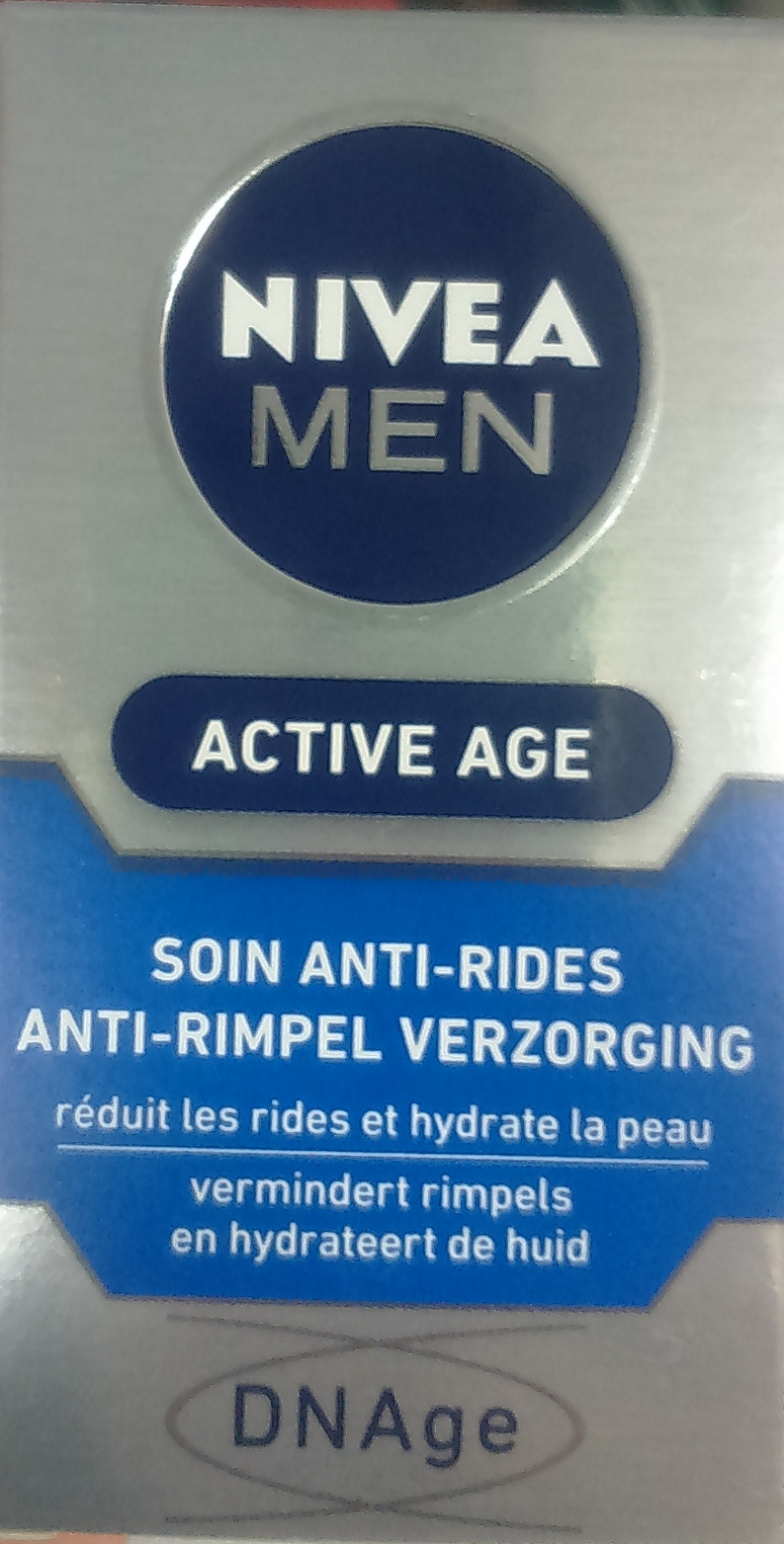 Active Age Soin anti-rides DNAge - Product - fr