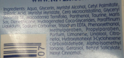 - Ingredientes - en