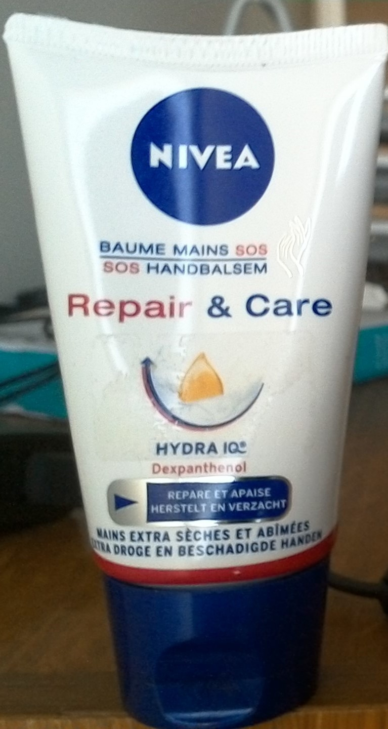 Baume mains SOS - Repair & Care - Product - fr