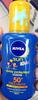 Spray protecteur coloré 50+ -