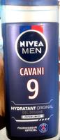 Cavani 9 - Gel douche hydratant originale édition limitée - Produit