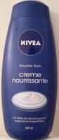 Crème douche nourrissante - Product - en