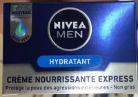 Crème nourrissante express - Product