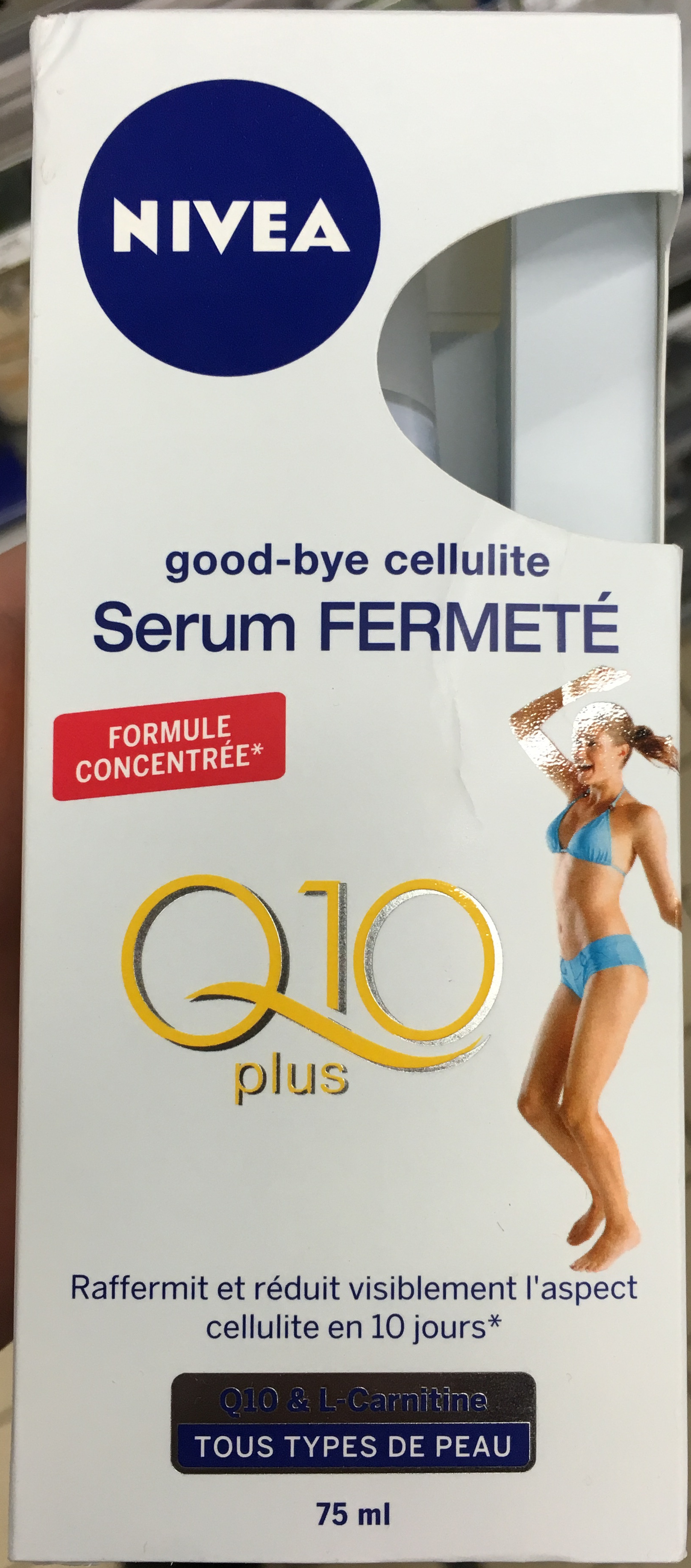 Good-bye Cellulite Serum Fermeté Q10 Plus - Product - fr