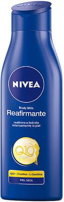 Body milk reafirmante - Product