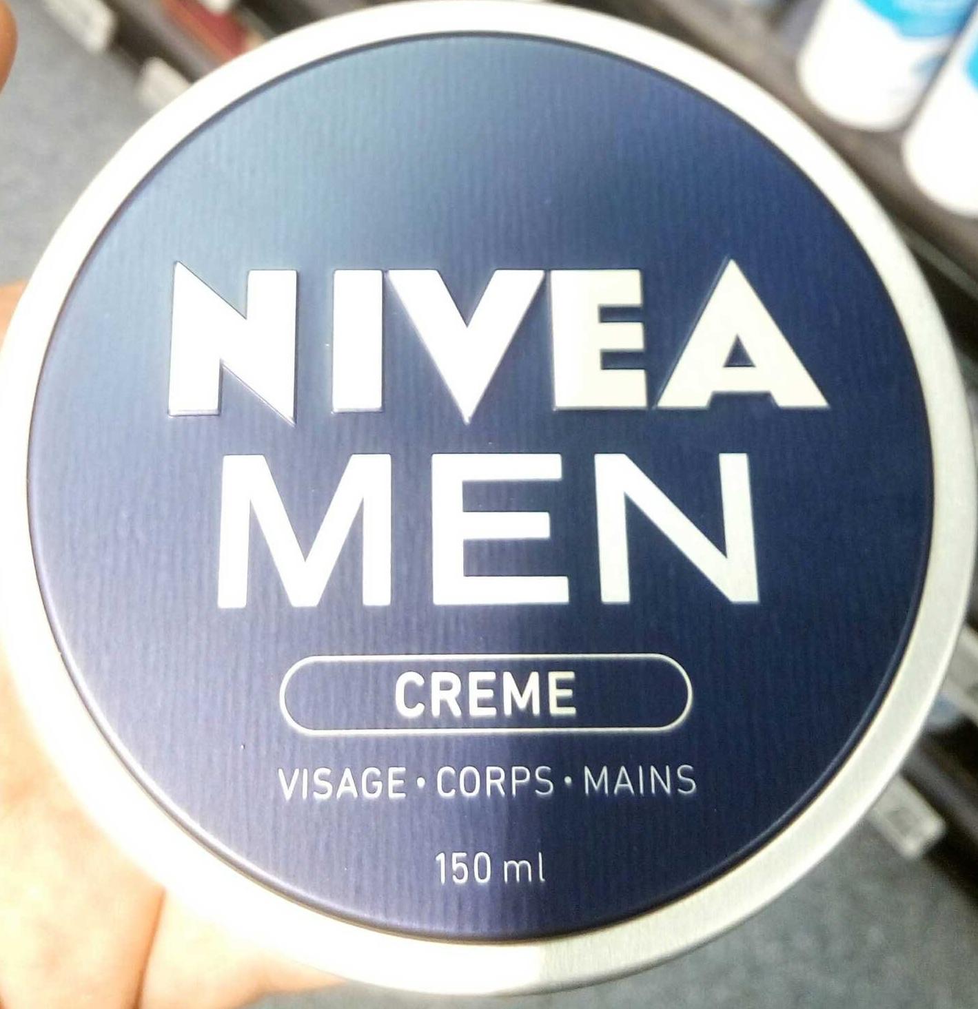 Crème Visage Corps Mains - Produit