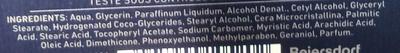 Crème Visage Corps Mains - Ingredients