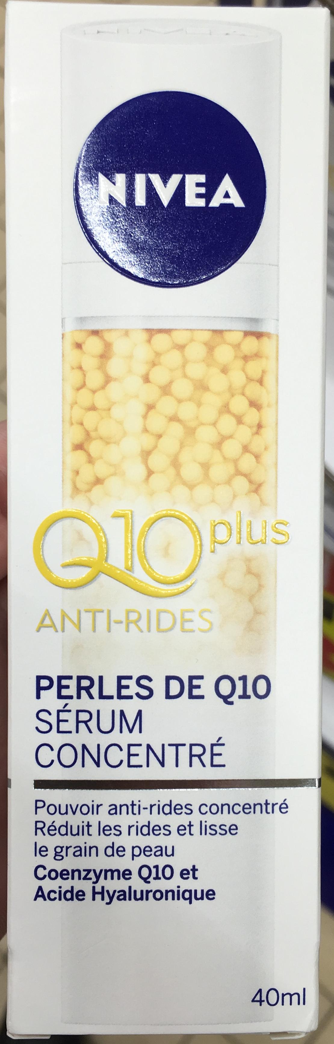 Perles de Q10 sérum concentré - Product - fr