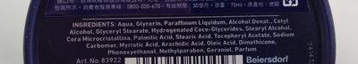 nivea men crene - Ingredients - en