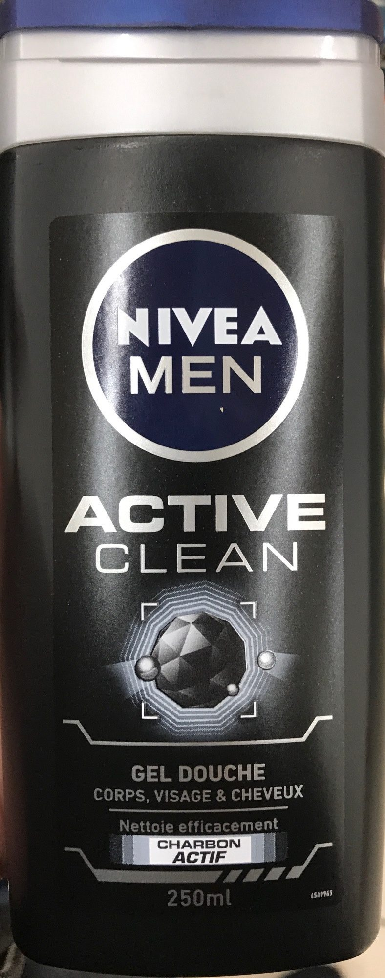 Active Clean Gel douche Charbon Actif - Product - fr