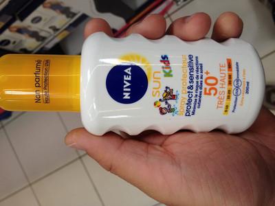 Spray protecteur Protect & sensitive 50+ - 2