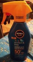 Nivea sun kids protect & play 50+ - Produit - it