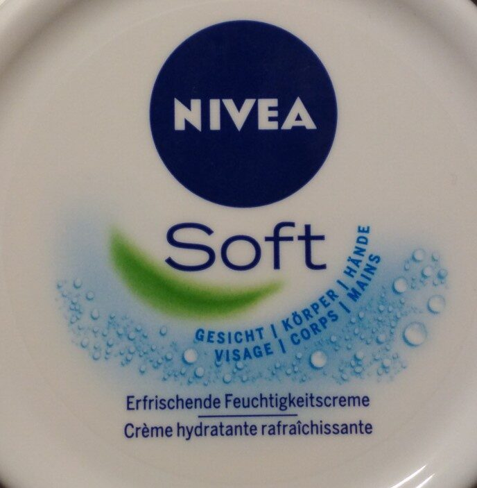 Nivea Soft - Product