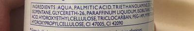 Nobacter Gel De Rasage. Aérosol - Ingrédients - fr