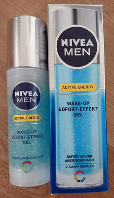 Active Energy Wake-Up Sofort-Effekt Gel - Product