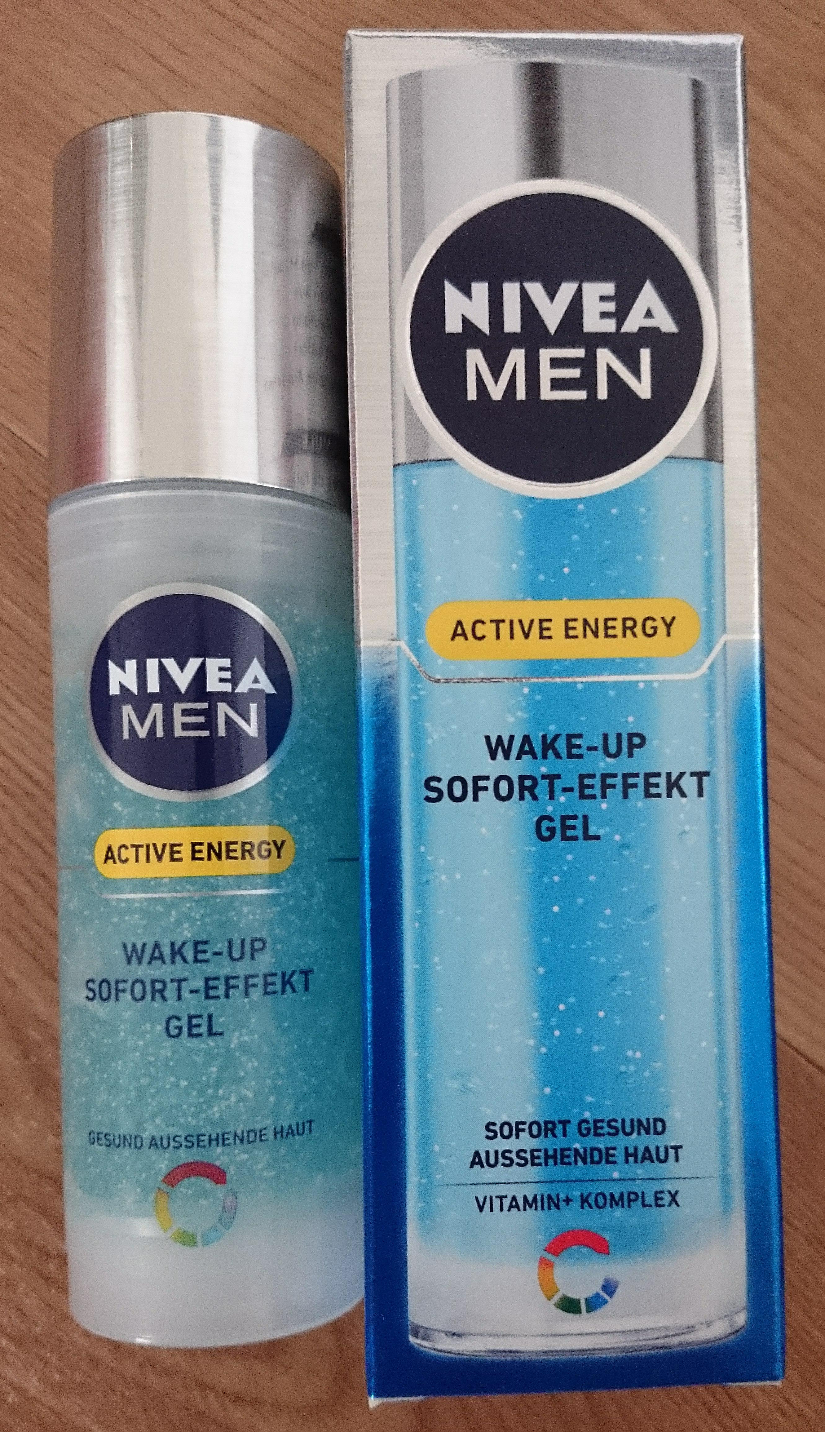 Active Energy Wake-Up Sofort-Effekt Gel - Product - de