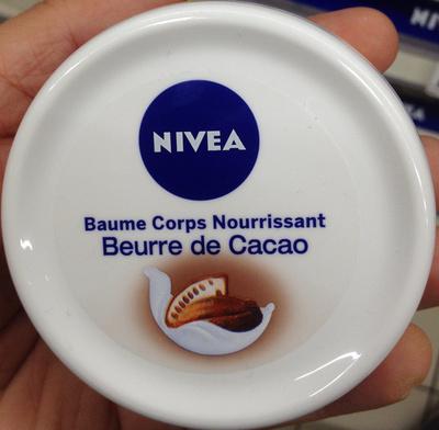 Baume corps nourrissant beurre de cacao - Product