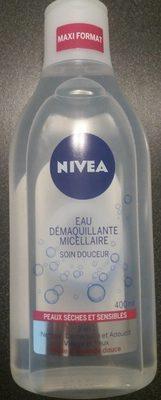 Nivea Eau Dem. micel. douc 400ML - Product