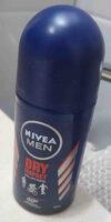 Nivea Men Dry Impact - Produit - en
