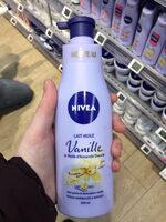 Lait-huile vanille & huile d'amande douce - Produit - fr