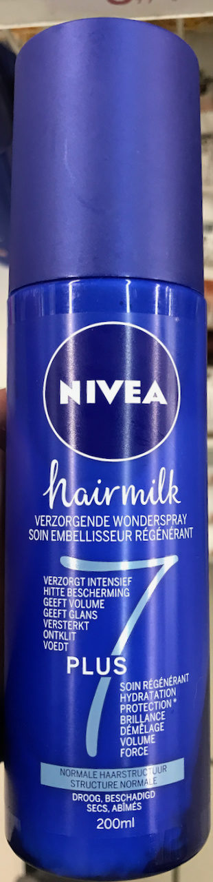 Hairmilk 7 Plus - Product