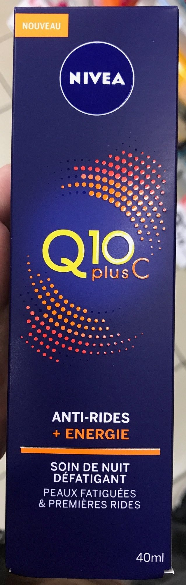 Q10 plus C Anti-rides + Energie - Product - fr