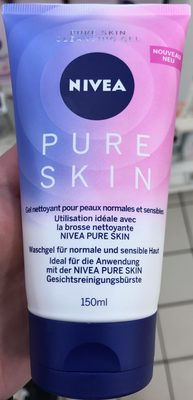 Pure Skin Cleansing Gel - Produit
