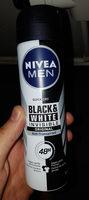 Black & White Invisible Anti-Transpirant - Product