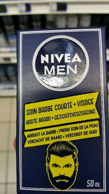 Soin barbe courte + visage - Product