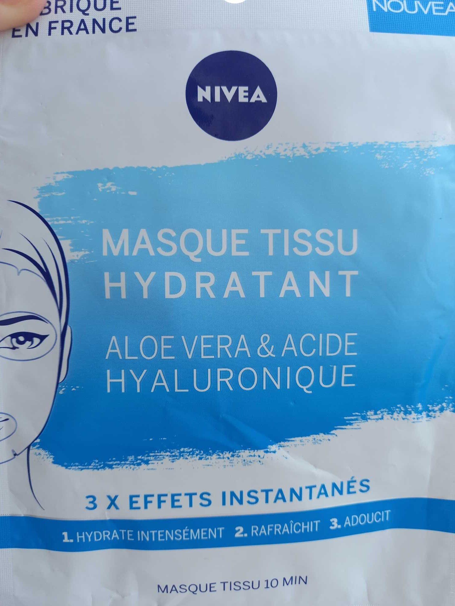 Masque tissu hydratant - Product - fr