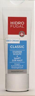 Classic Deo Creme - Product - en