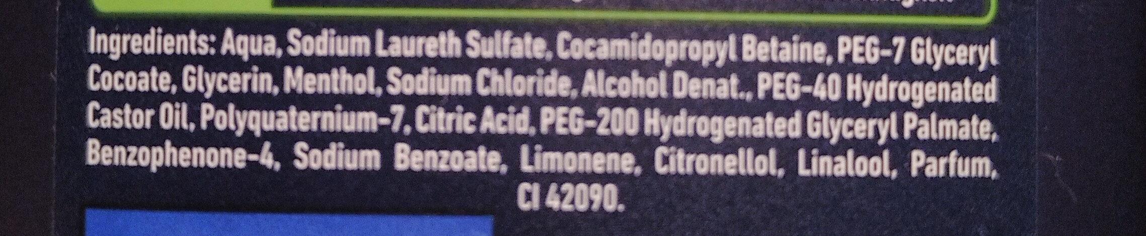 power fresh - Ingredients - de