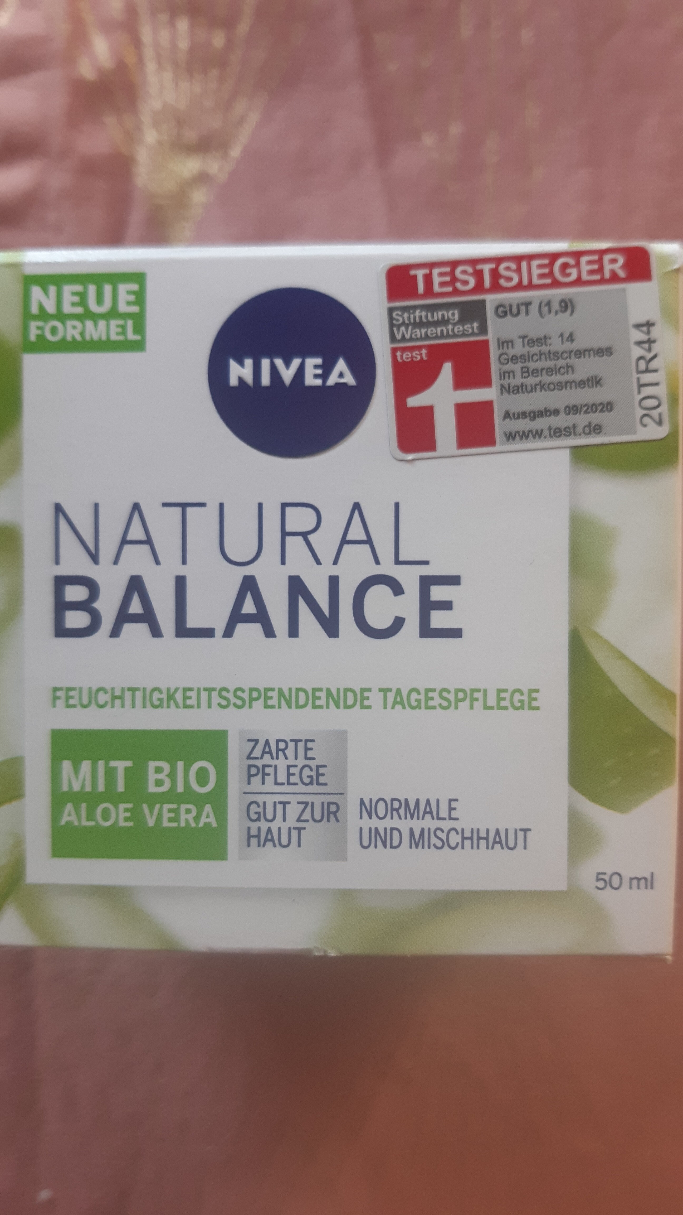 natural balance tagespflege - Product - en