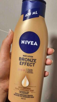 nivea bronze efect - Produit - en